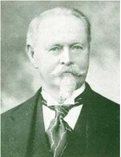 Henry Hudson Barton, founder of BARTON mines in the Adirondacks of NY