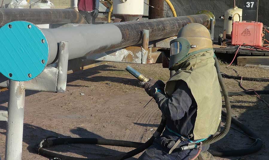 BARTON garnet blasting abrasives are world class | BARTON