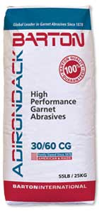 ADIRONDACK The most refined hard rock garnet abrasive
